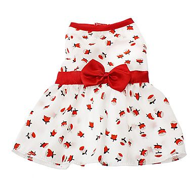 PethingTM Partysu All-match Lovely Dresses for Dogs Cats - USD $ 8.99