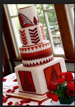 Samoan wedding cake