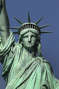 Statue of Liberty: Liberty Usa, Statue Of Liberty, Patriots Places To Visit, America Visit, Lady Liberty, Statues Of Liberty New York, Liberty Metalworking, Art Statues, Liberty Nyc