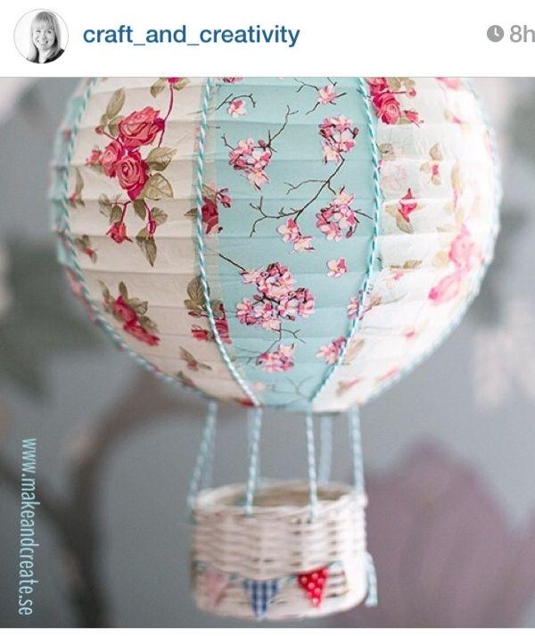 светильник -воздушный шар