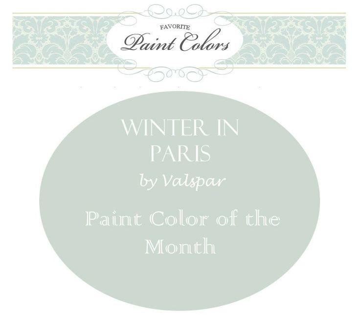 Winter Paint Colors