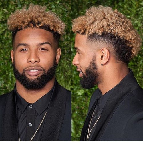how to get loose curls like odell beckham