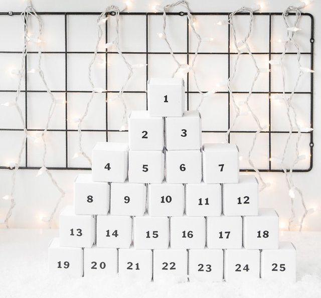 7 enkla juldekorationer för minimalisten