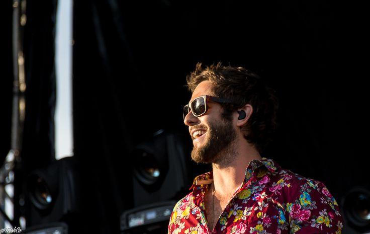Thomas Rhett Boots and Hearts 2015 #bootslife