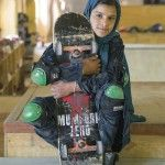 Photographer Jessica Fulford-Dobson Captures the Joy of Young Afghan Skateboarders, 45% of which are female (young women can ride skateboards but are forbidden from riding bikes)