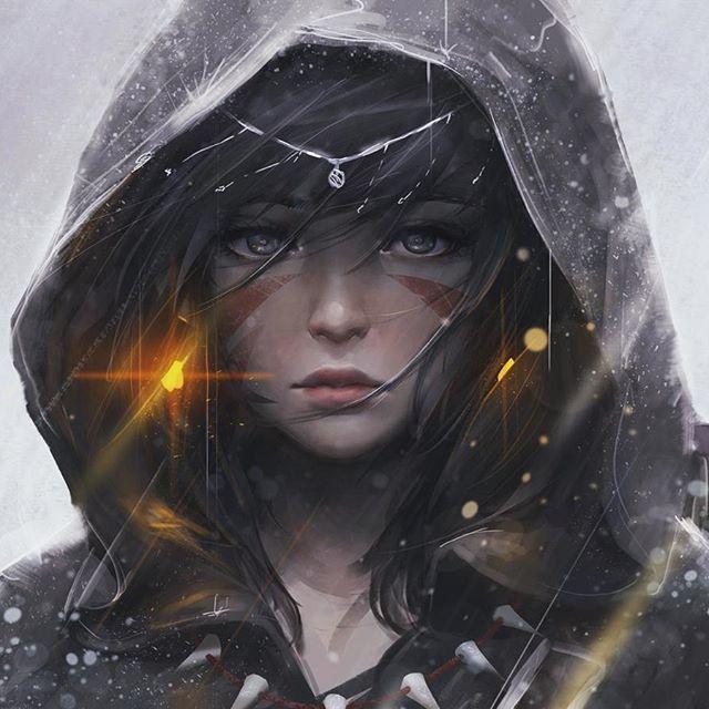 Winter elf  (Dystopia, Utopia) ~ ✖ Pinterest:@plstaigav ✖