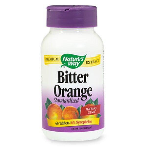 diet pills with bitter orange