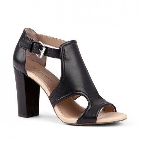 Marni, Block Heel Sandal, Color: Black♥