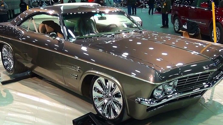 "2015 Ridler Award Winner - 1965 Impala ""The Imposter"" Created By Chip Foose"