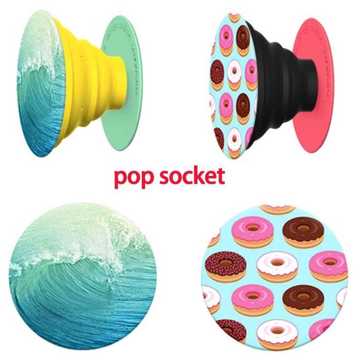 Pop socket Udara tas pemegang, Universal multifungsi popsocket & pop soket telepon pemegang