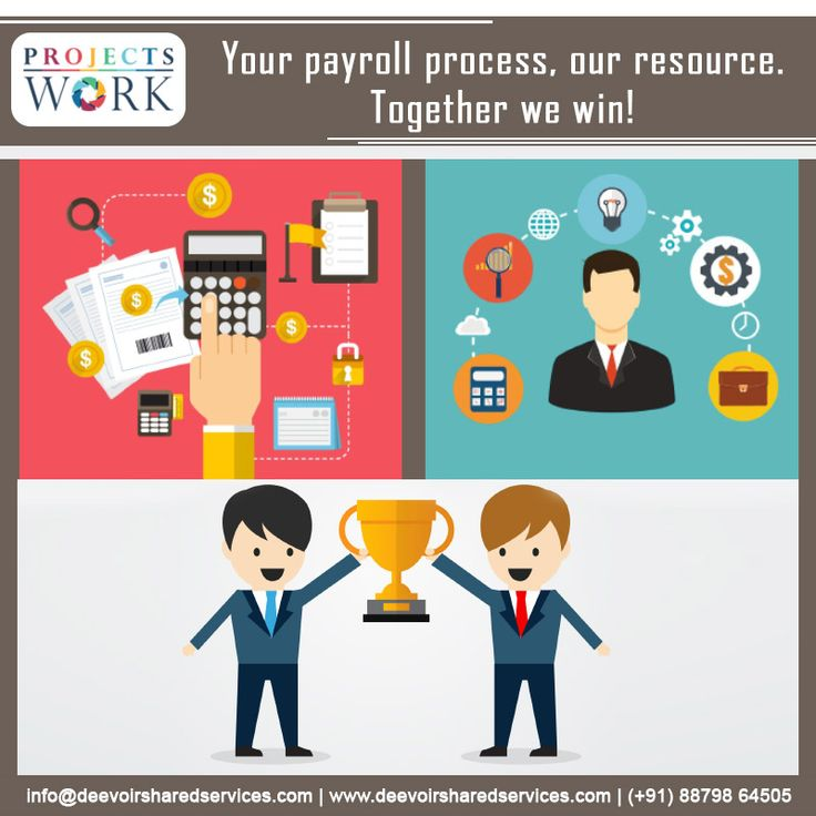 Think way forward with #ProjectsWork. #dEEVOiR #SharedServices