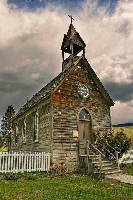 I just love old churches. What would their walls tell?