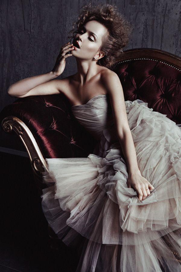Fashion photography by Ekaterina Belinskaya
