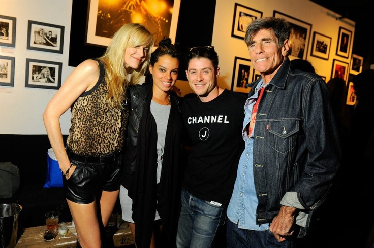 Jodie Britt, Michelle Reyes, Jon Abrahams and Marty Abrahams.