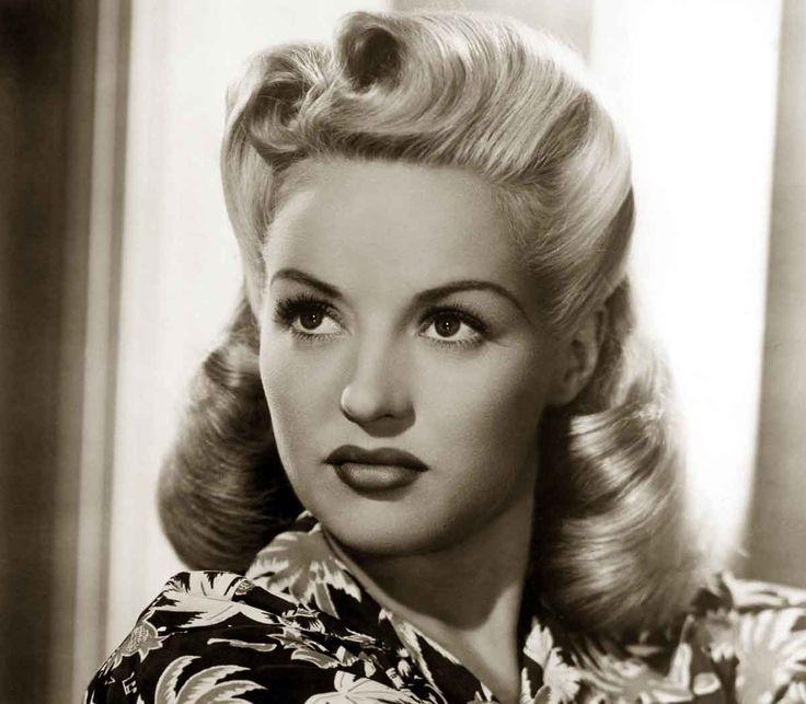 1940s Hairstyles Memorable Pompadours Vintage