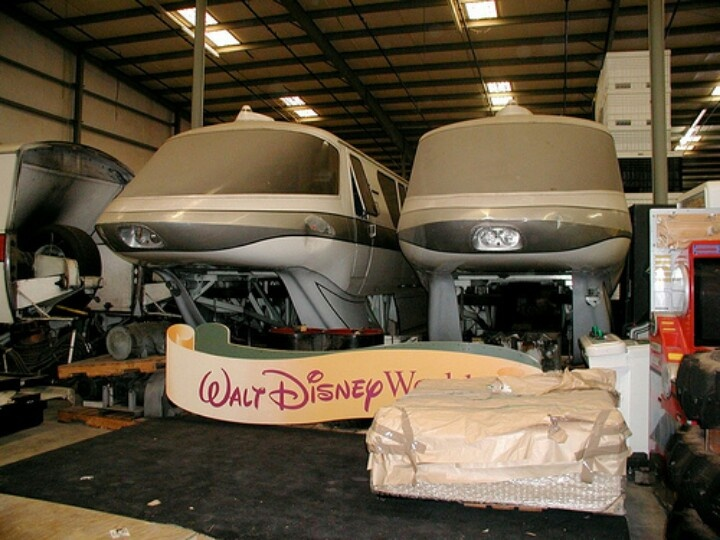 Disney Backstage  - Abandoned