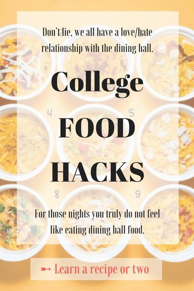 Best 25 college food hacks ideas on pinterest healthy college best 25 college food hacks ideas on pinterest healthy college eating dorm ideas and college list ccuart Gallery
