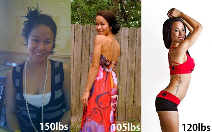 From Fat to Skinny to Fit: This fit mom's transformation ...