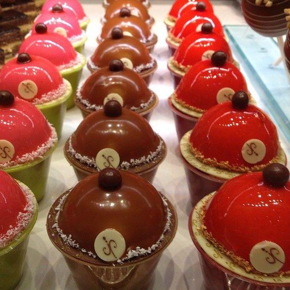 Cupcakes @ Jean Philippe Patisserie (Aria)