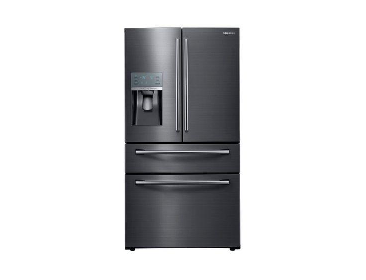 RF28JBEDBSG Samsung Black Stainless Steel Refrigerator