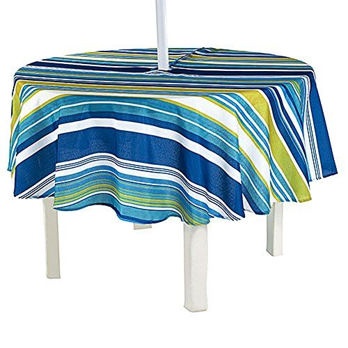Patio Umbrella Covers With Zipper: 9 Best Outdoor Umbrella Tablecloths Images On Pinterest