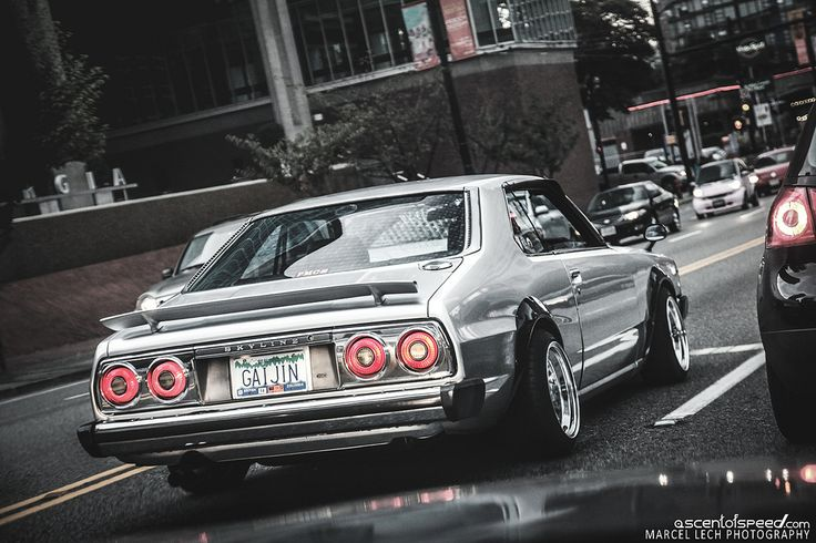 JDM Legend 1981 Nissan Skyline C210