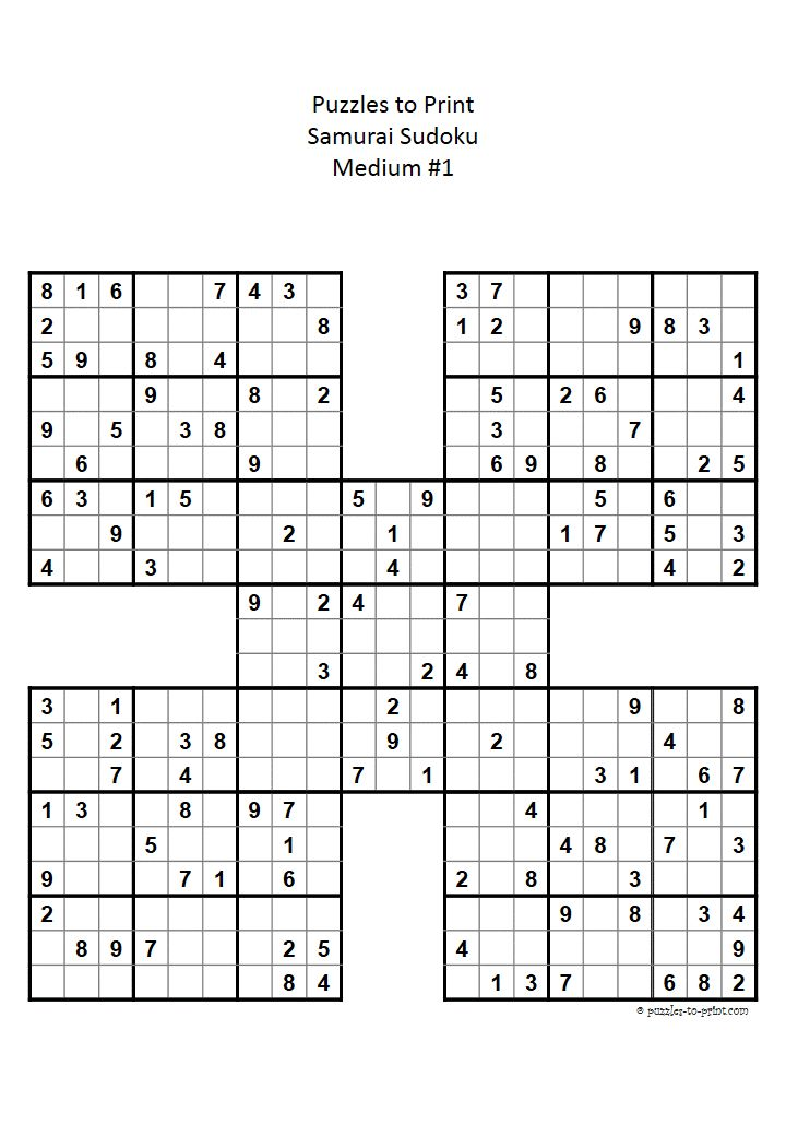It is a graphic of Critical Sudoku Printable Pdf