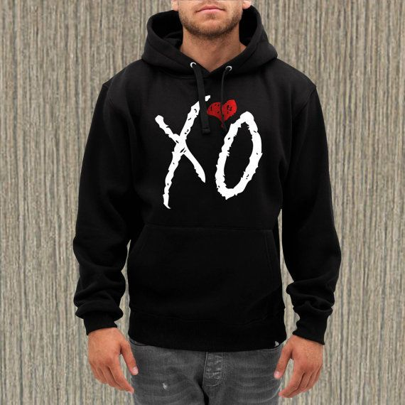 xo weekend logo for hoodie --- size from NewGalaxy on Etsy