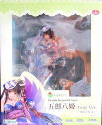 コトブキヤ 4-Leaves 戦国大戦 五郎八姫 Tony Ver.