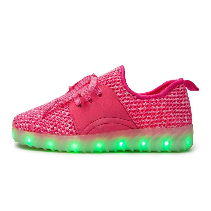 SUPER Comfortable Unisex Glowing Sneakers For Everyone!