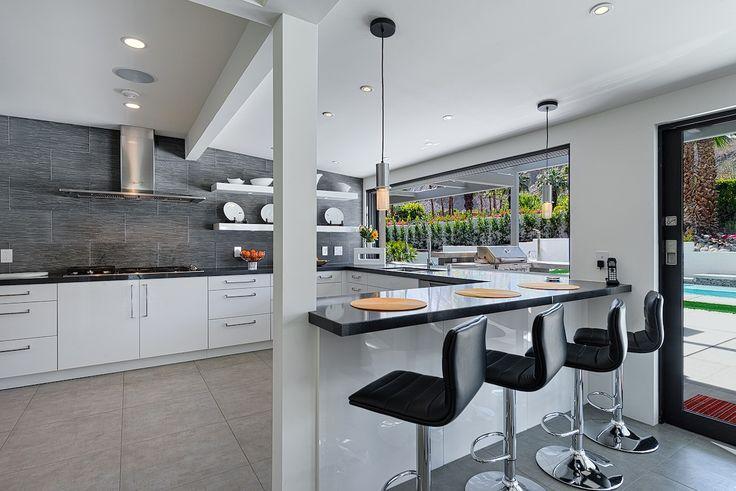 Thunderbird Heights - Kitchen designed by H3K Design