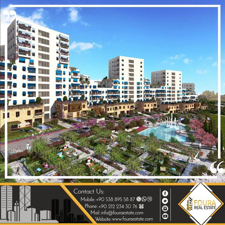 فرصتك لإستثمار و امتلاك منزل الأحلام في المدينة الساحرة اسطنبول#تركيا #استنبول #ترابزون #بورصة #اسطنبول #السعودية #مصر #الكويت #عقارات_شقق