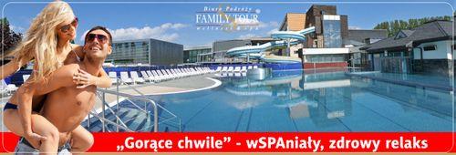 Gorące chwile - kompleksowy pakiet! http://familytour.pl/slowacja-poprad-baseny-termalne-gorace-zrodla-wgorach-wypoczynek-wczasy-ferie-urlop-wakacje-spa-stolica-slowackich-tatr.html