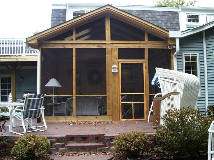 Screened Porches In Tinley Park, IL   Screened Porches Photo Gallery    Archadeck Of Chicagoland