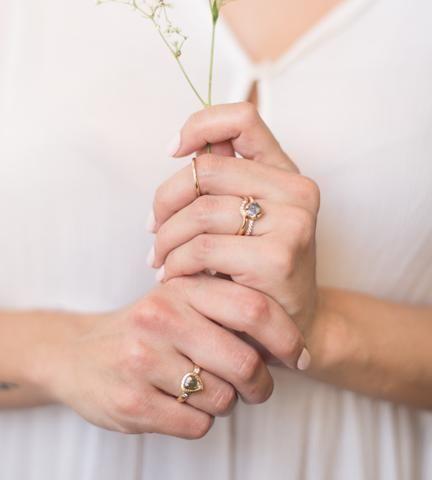Yuliya Chorna Jewellery | Fine jewellery handmade in Toronto, Canada.