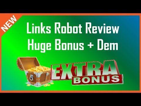 Links Robot Review | Links Robot Bonus And Demo - YouTube