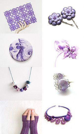 Light Purple Mood by VasariahCreations --Pinned with TreasuryPin.com