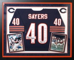How To Frame A Football Jersey