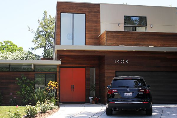 36 best architecture images on pinterest for Modern houses in california