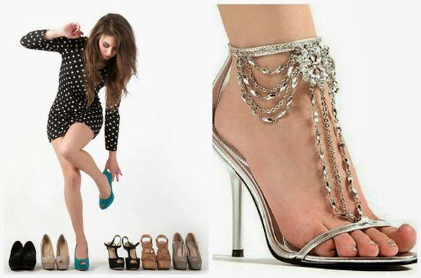 Consejos para comprar zapatos que vayan con la figura