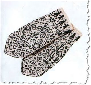 mittens | DIY Crocheting, Knitting | Pinterest | Mittens, Blog and ...