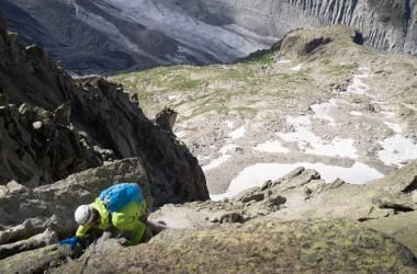SImond cliff (£15) review - rucksack for ice climbing and alpinism