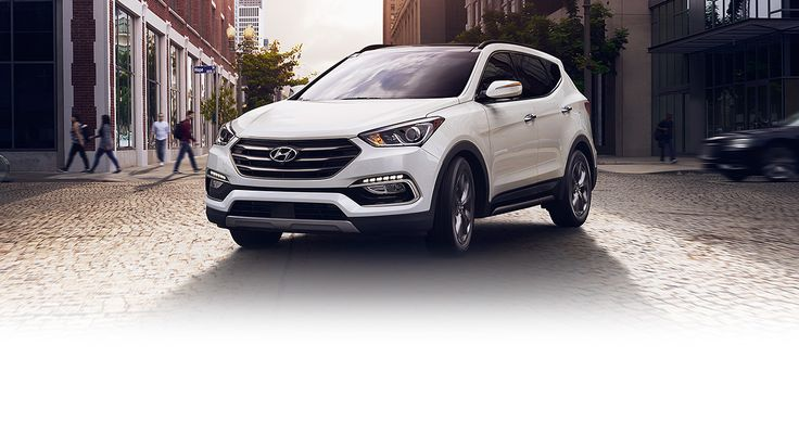 2017 Hyundai Santa Fe Sport SUV | Hyundai. Starting at 25,000