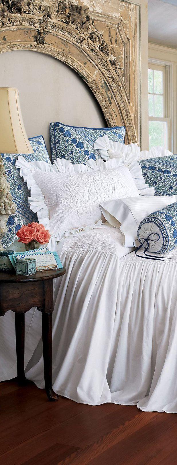 Santorini Luxury Bedding #LuxuryBedLinen