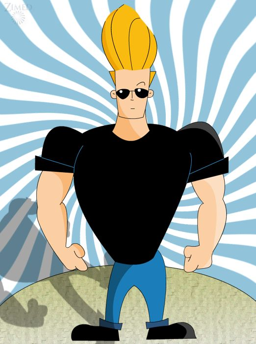 155 best Johnny Bravo images on Pinterest | Johnny bravo ...