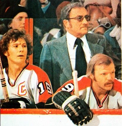 bobby clarke on fred sher o biography
