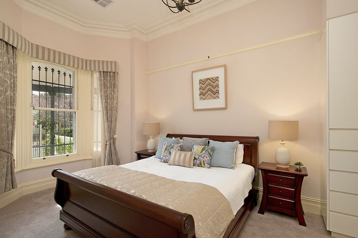 Main king-size bedroom with big WIR & ensuite