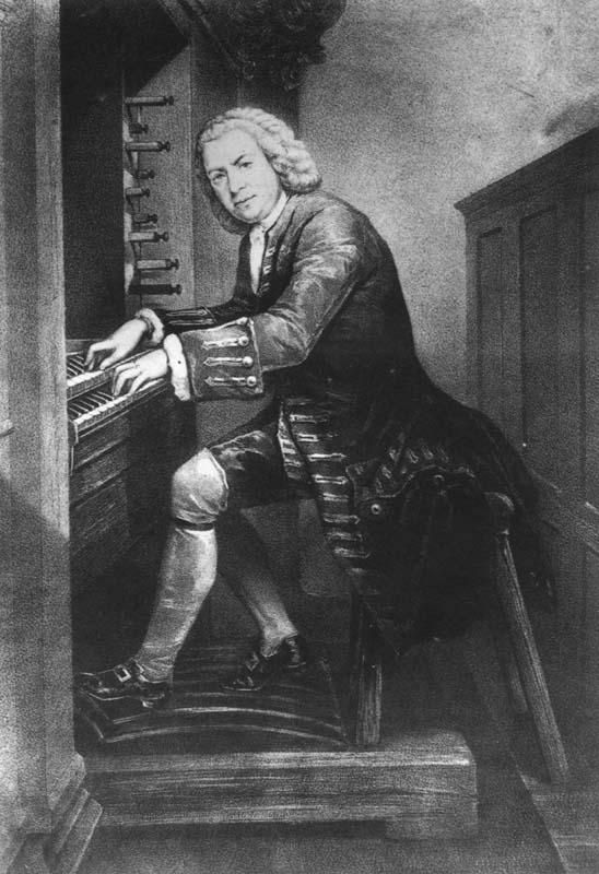 """Johann Sebastian Bach (1685-1750) is regarded as one of the greatest composers of all time. In addition, he was a composer, organist, violinist, and harpsichordist.Bach said: """"My heart beats sincerely for the sublime and magnificent art of that first father of harmony."""" Click to see Air on a G String performed by Andre Rieu: https://www.youtube.com/watch?v=5dV5tkuC-xI"""