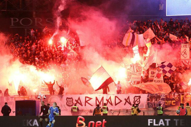 Armada / Rijeka / Ultras!
