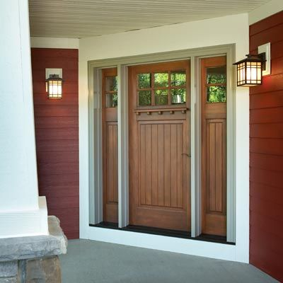 34 best Exterior Doors images on Pinterest | Curb appeal ...